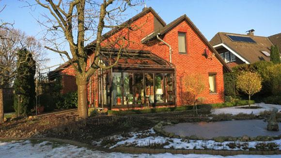Einfamilienhaus nahe Kiel