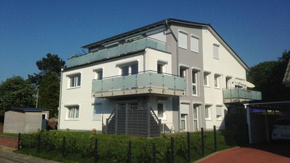 Wohnungen in Laboe