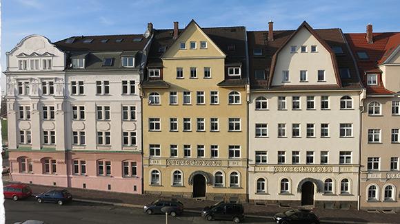 Verkauf Eigentumswohnung in Plauen