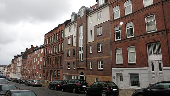 FMB-Immobilienservice – Vermietung barrierefreie Wohnung in Kiel-Südfriedhof