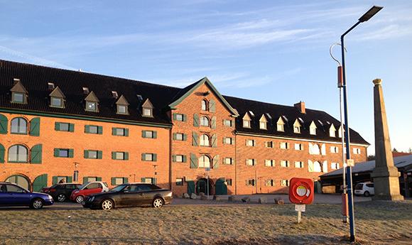 Wohnung in Holtenau mit Fördeblick